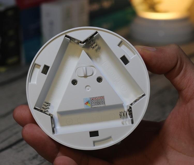 đánh giá đèn cảm ứng xiaomi