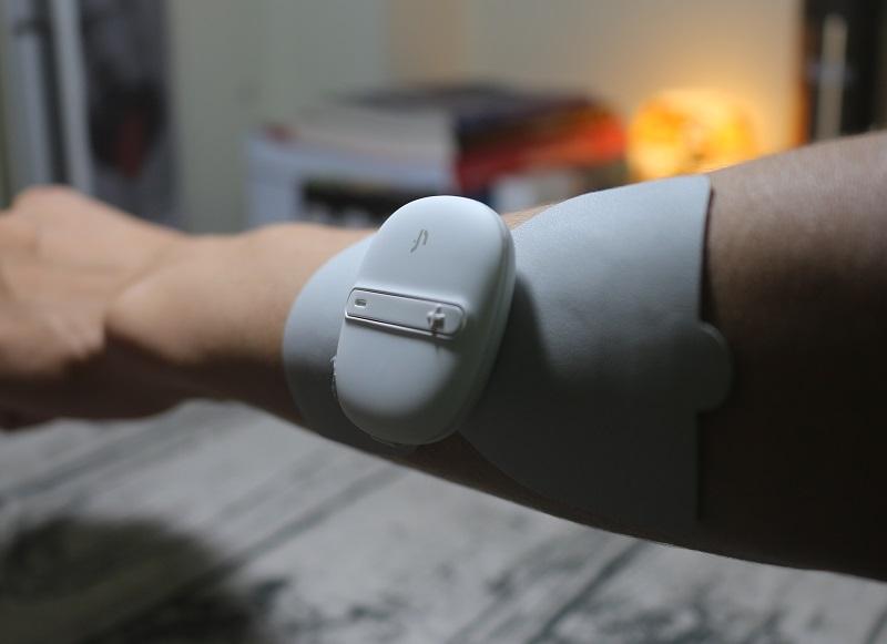đánh giá miếng dán massage xiaomi