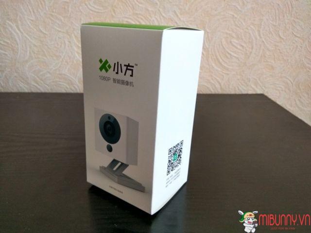 đánh giá Xiaomi Small Square Smart Camera XiaoFang 1S