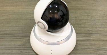 đánh giá YI Dome Camera 1080p