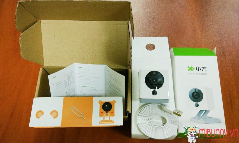 review Xiaomi Small Square Smart Camera XiaoFang 1S