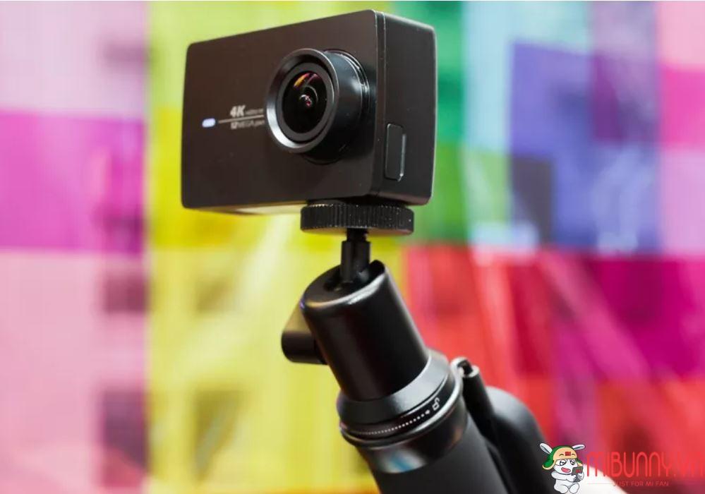 review camera hành động yi 4k