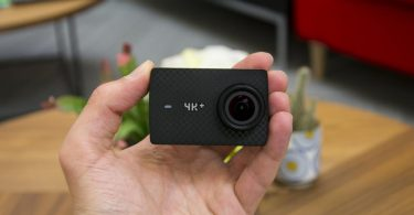 đánh giá yi 4k plus action camera