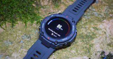 review đồng hồ Amazfit T-Rex