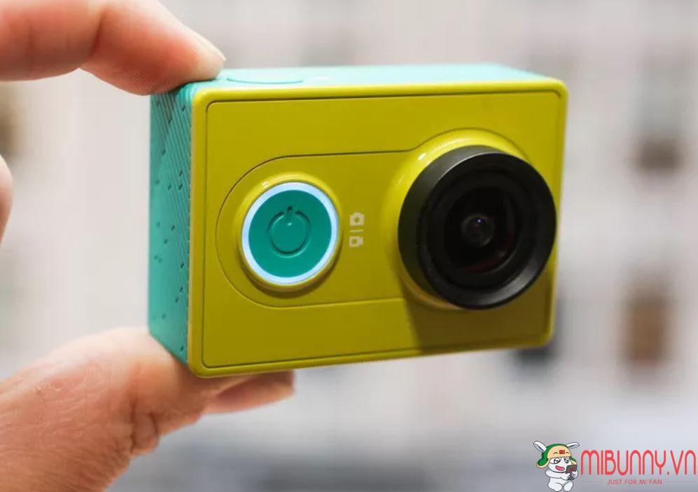 review camera hành động xiaomi