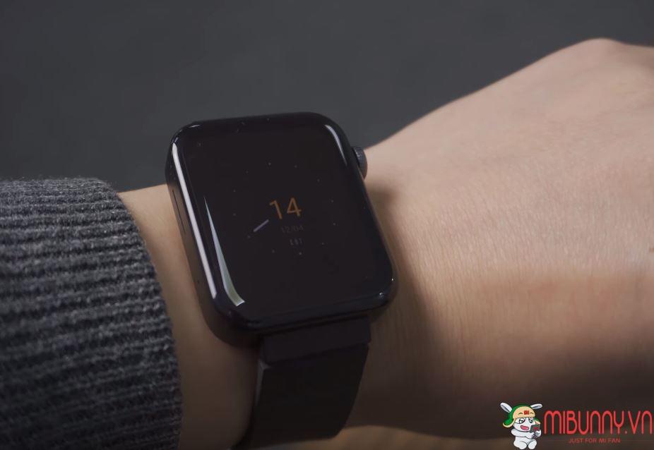 đánh giá xiaomi mi watch