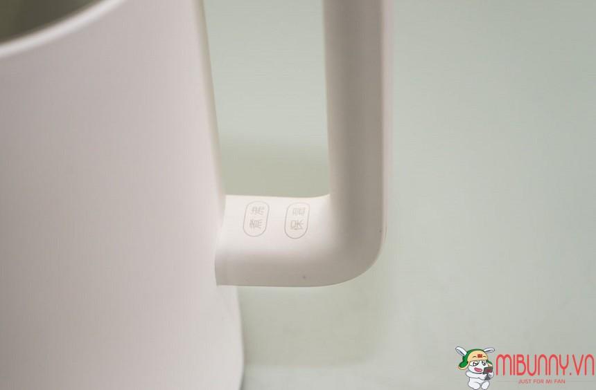 review ấm đun nước siêu tốc xiaomi