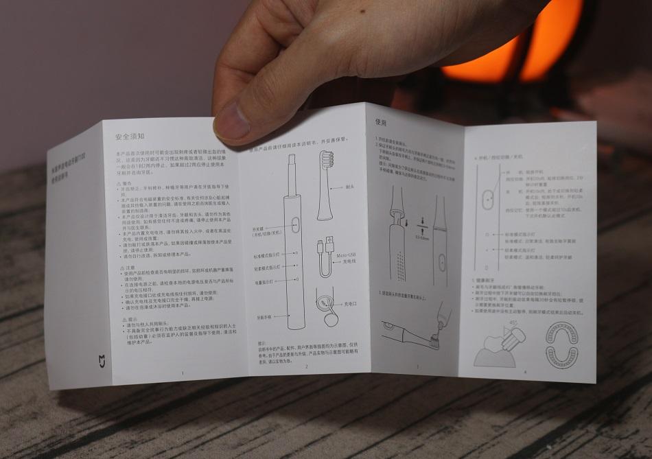 đánh giá bàn chải điện xiaomi mijia t100
