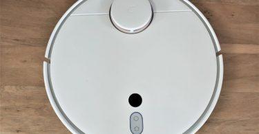 review robot hút bụi xiaomi 1s